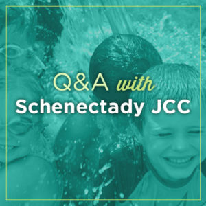 Q&A with Schenectady JCC