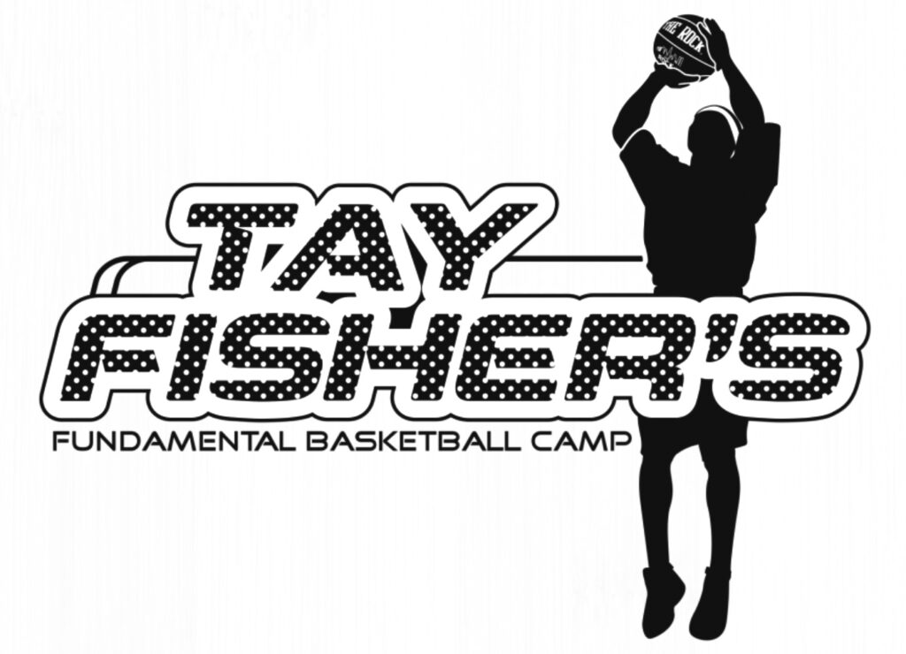 Tay Fisher's Basketball Camp Logo